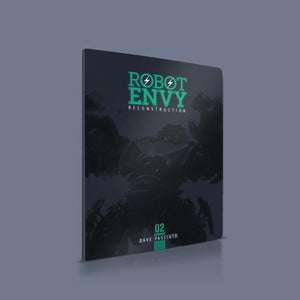 Image of Robot Envy 02: Reconstruction