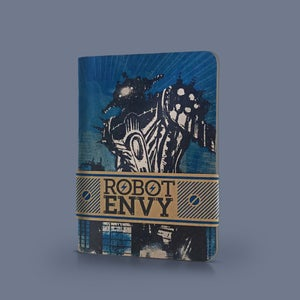 Image of Robot Envy 01 - Specialty Art Booklet