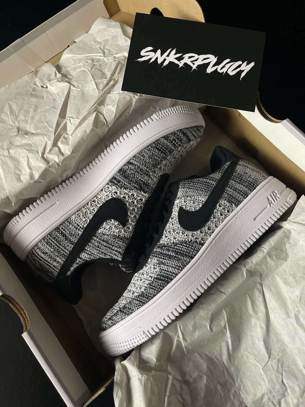 """Nike Air Force 1 """"Flyknit"""""""