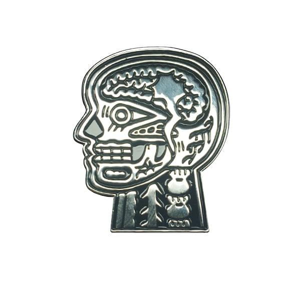 Image of Pin's SCANNER (Terminator version)