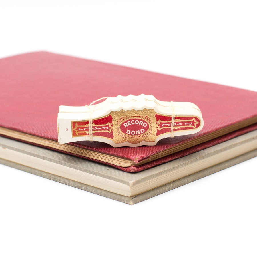 Image of Red Cigar Band Bundle - Record Bond