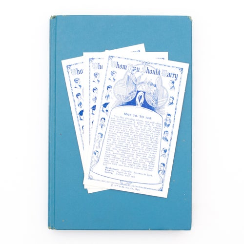 Image of Whom You Should Marry Cards - Set of 5