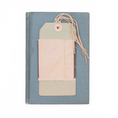 Image of Pale Blue Hang Tags