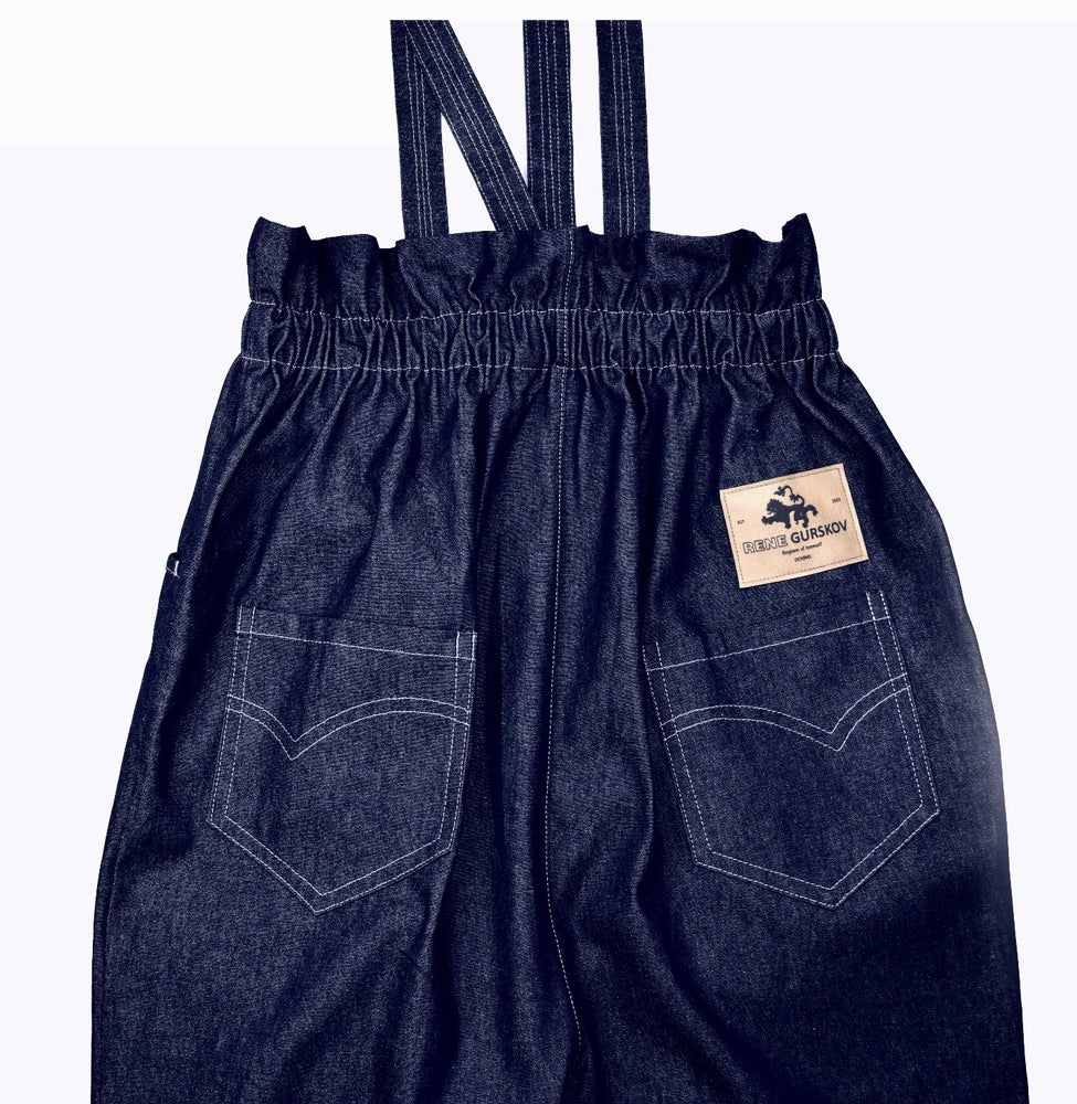 """Image of SS21 - """"KING OF DENMARK"""" JEANS"""