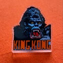 GORILLA MONARCH Acrylic Pin