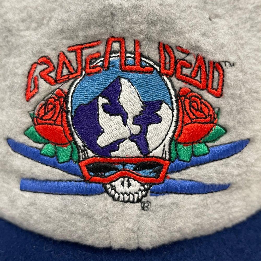 Image of Original Vintage Grateful Dead 90's Ski Fleece Hat!