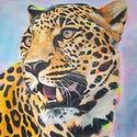 The Majestic Beauty - Cheetah print