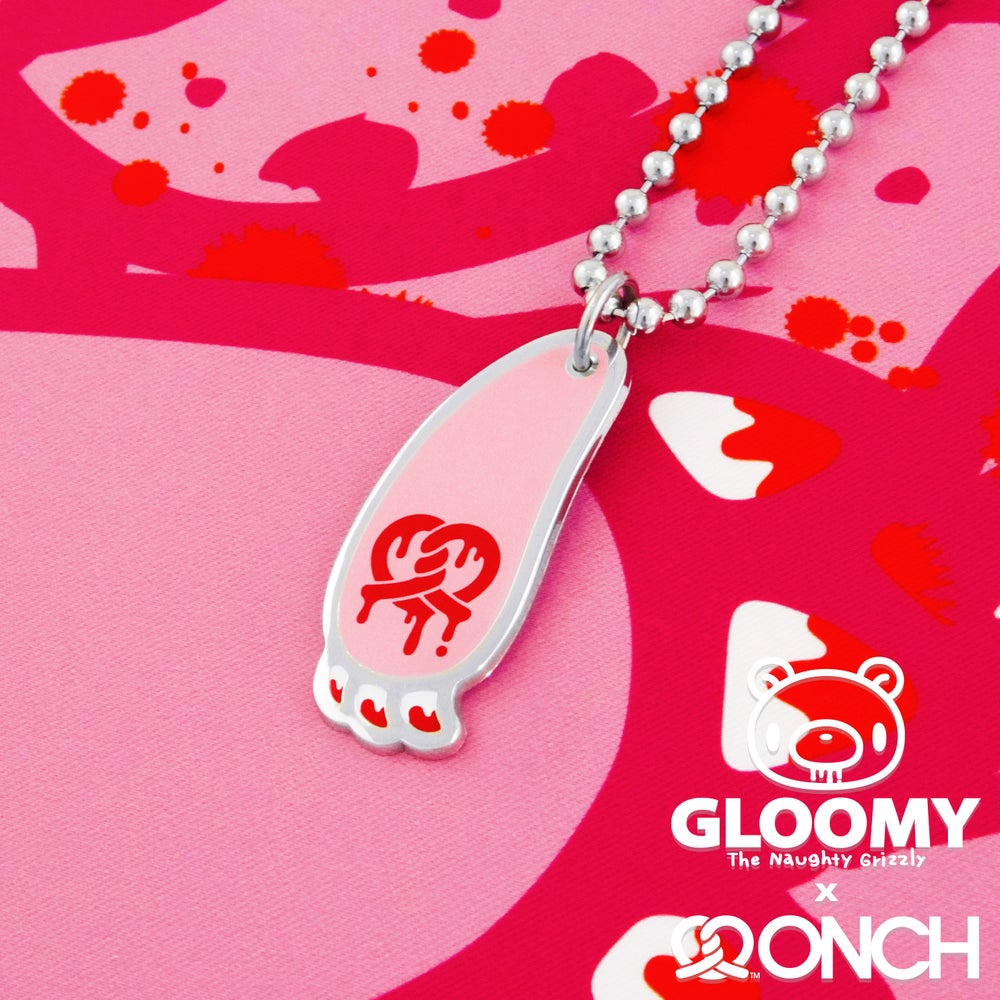 Image of Lucky Gloomy Bear Claw (Pink)