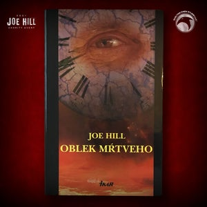 Image of JOE HILL 2021 CHARITY EVENT 31: SIGNED Heart-Shaped Box - Slovakian hardcover - 1 AVAILABLE