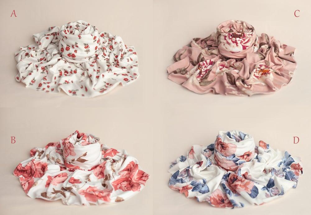 Image of Spring BabyPlush Wraps