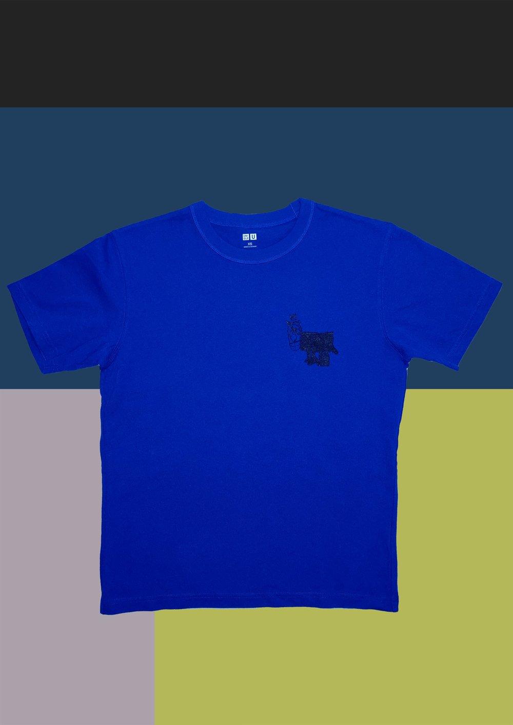 Blacksheep x Never Conform classic logo shirt