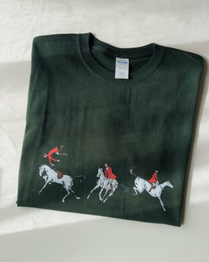 GREEN FOREST T-SHIRT RIDING 35€ (4,500¥ approx)