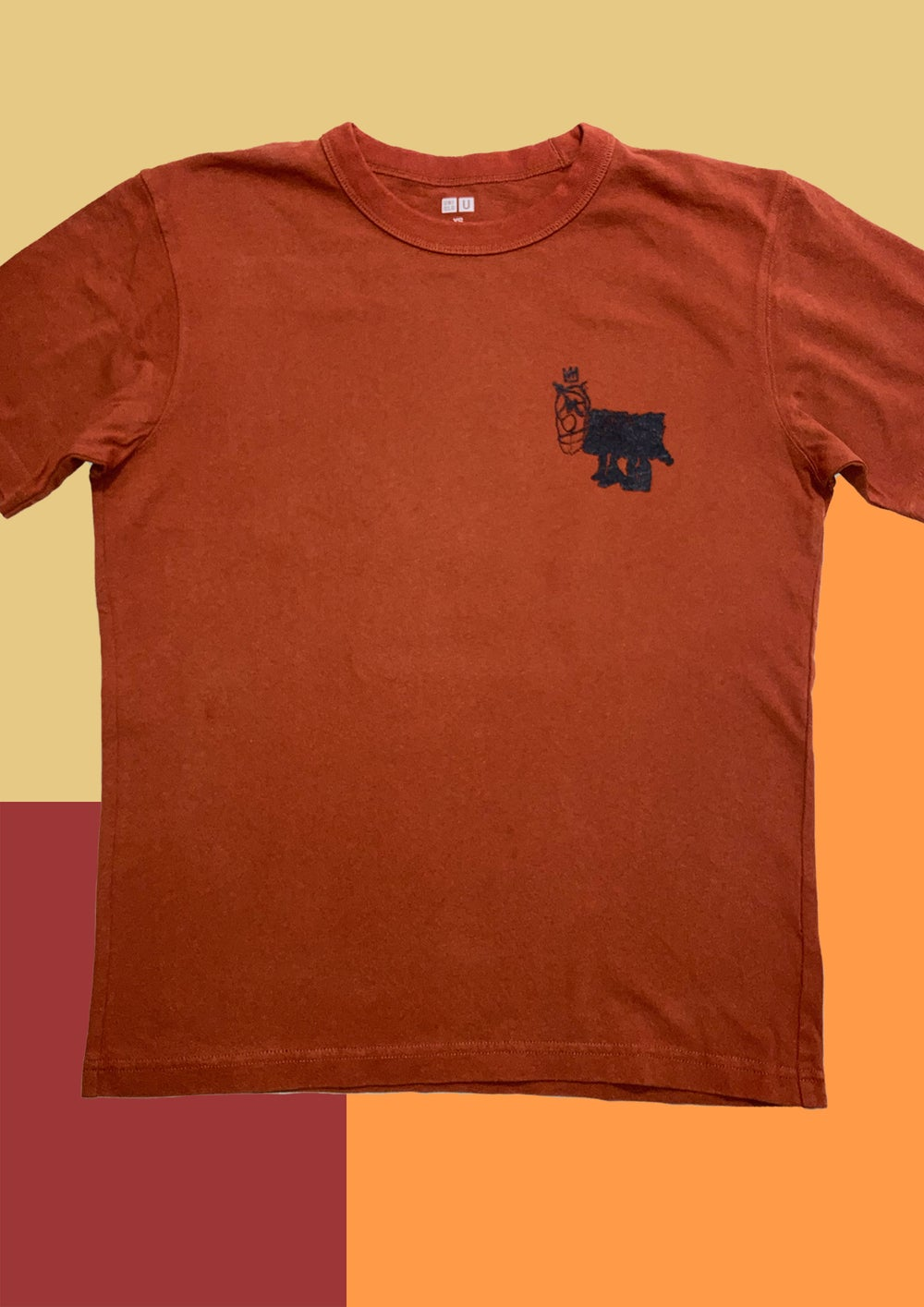Blacksheep x xNever conform Classic logo shirt