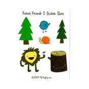 Image of Forest Friends 2 Sticker Sheet