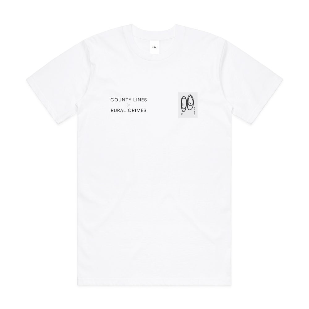 Image of County Lines Tee
