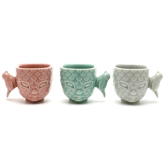 Image of Tori Teacup by Calvin Ma