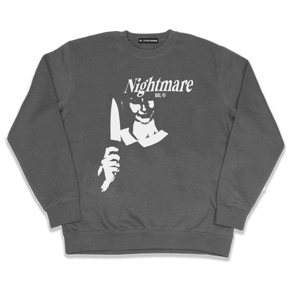 Image of Nightmare Sweatshirt (Grey)