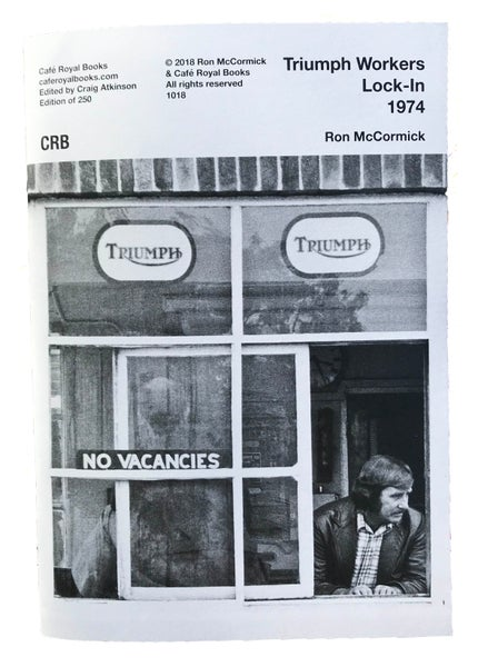 Image of Triumph Workers Lock-in 1974
