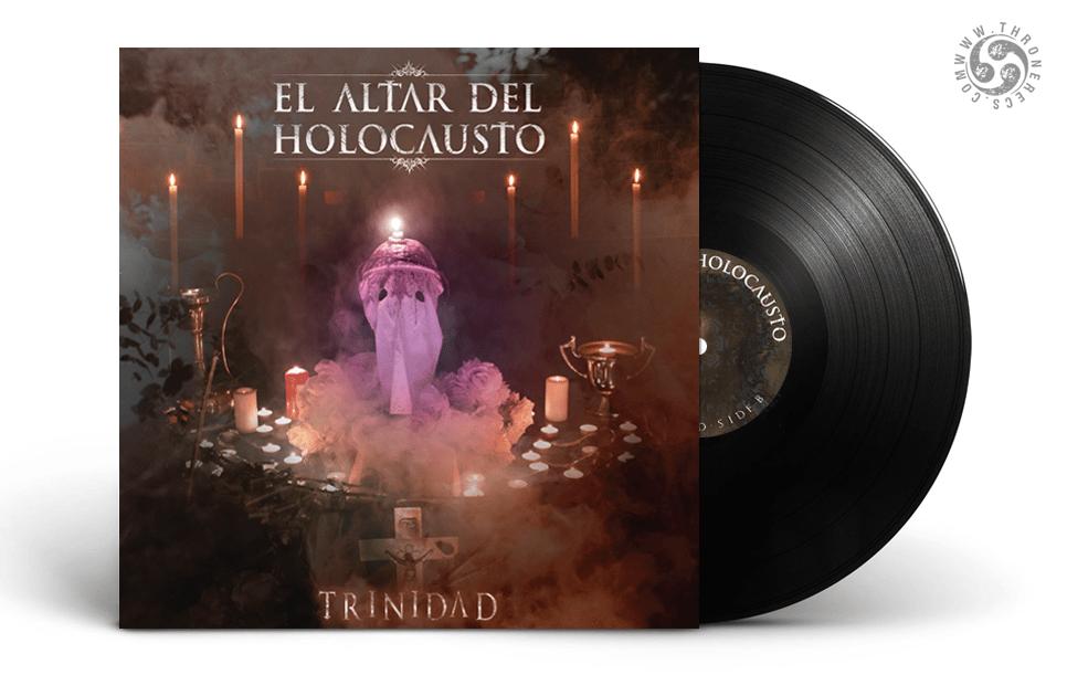 EL ALTAR DEL HOLOCAUSTO - Trinidad / VINYL LP (Black, ltd. 100) ●PRE-ORDER●