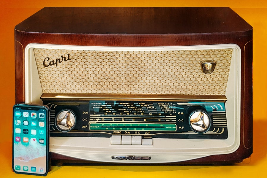 Image of MIVAR CAPRI  (1957) SPEAKER BLUETOOTH