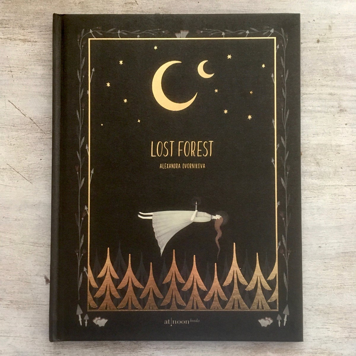 Lost Forest- at noon books