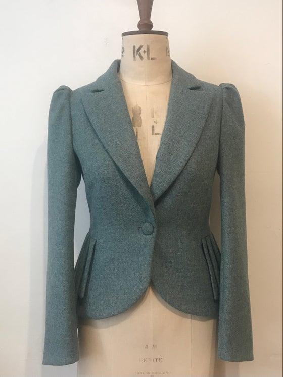 Image of Tweed Coachwoman jacket