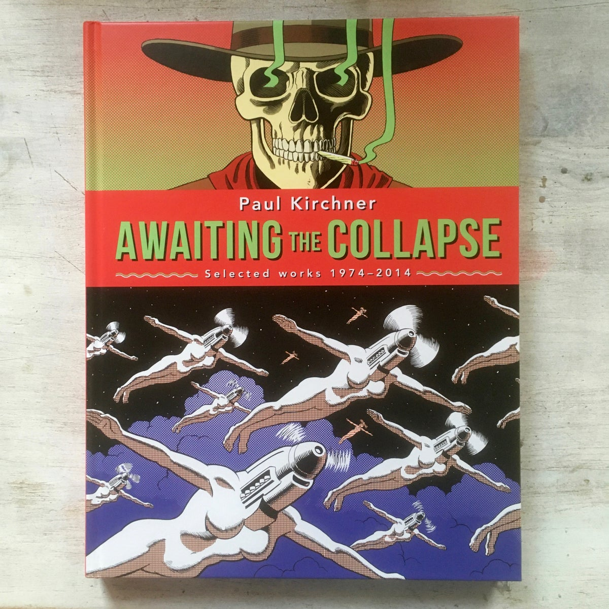 AWAITING THE COLLAPSE  (Eng Ed) - Editions Tanibis