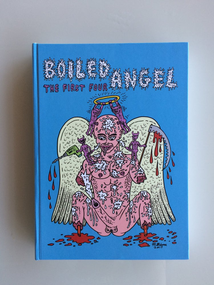 Image of Boiled Angel The First Four by Mike Diana