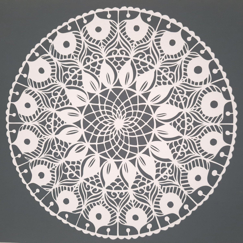 Image of A4 Mandala Giclée Print
