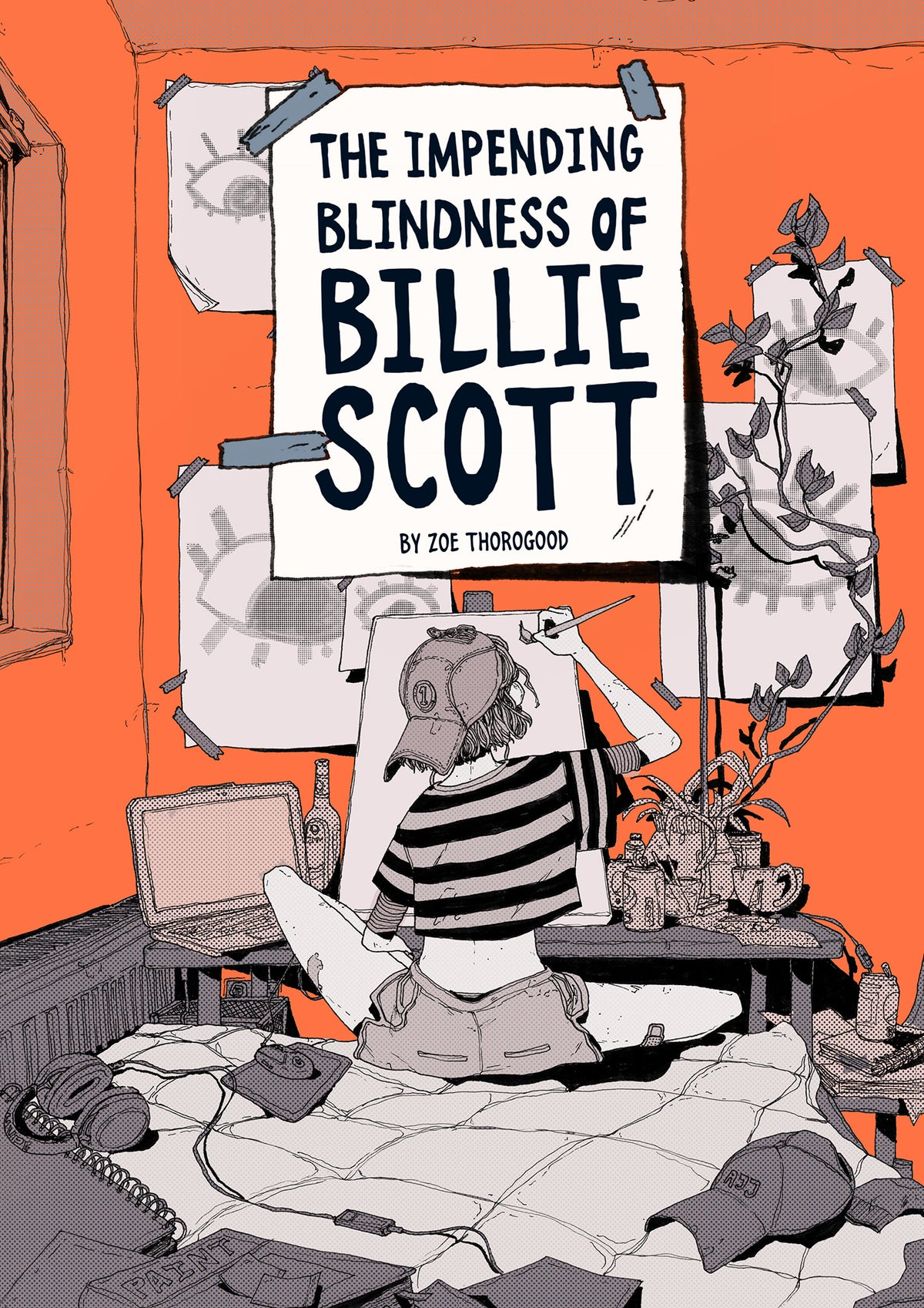 The Impending Blindness Of Billie Scott by Zoe Thorogood - New Edition
