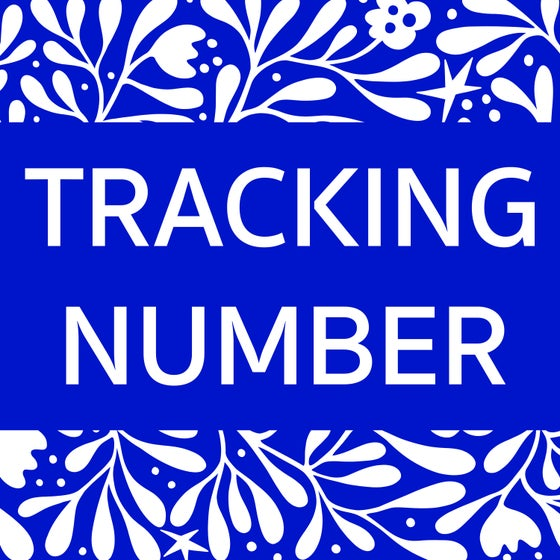 Image of Tracking Number