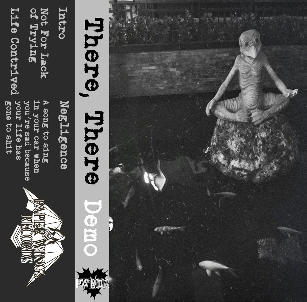 Image of There, There - Demo (Cassette)