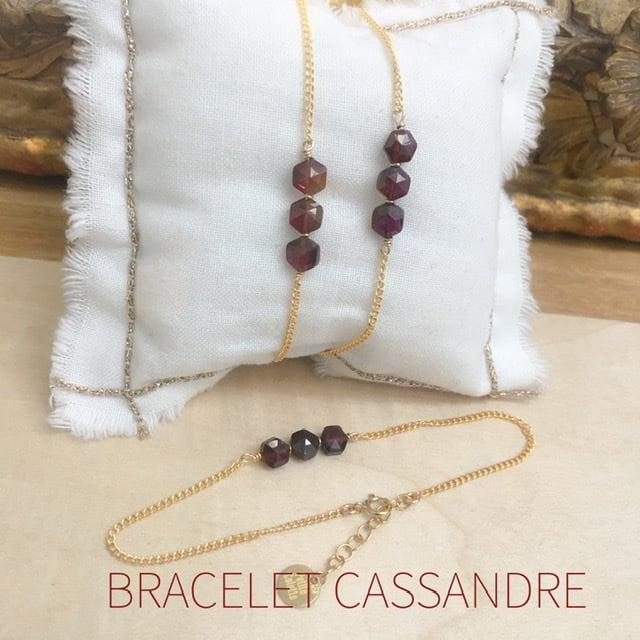 Image of BRACELET CASSANDRE