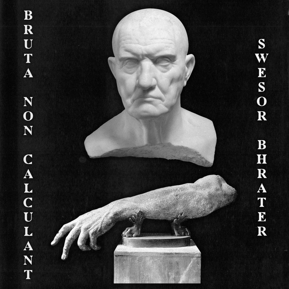 Image of Bruta Non Calculant / Swesor Bhrater - Split EP