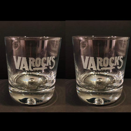 Image of VA ROCKS WHISKEY GLASS BUNDLE