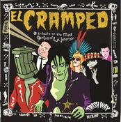 Image of LP. El Cramped : Tribute To The Mad Genius Of Lux Interior.