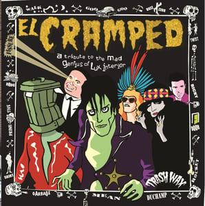 Image of LP. El Cramped : Tribute To The Mad Genius Of Lux Interior.