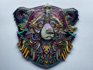 KOOZ - Sloth Bear (LE 50)