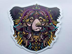 KOOZ - Sloth Bear Sticker (5 Pack)