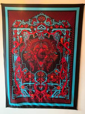 KOOZ - Sloth Bear Tapestry (LE 50)