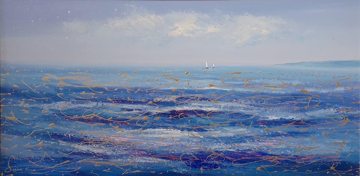 "Mary Shaw ""Calm Waters II"""