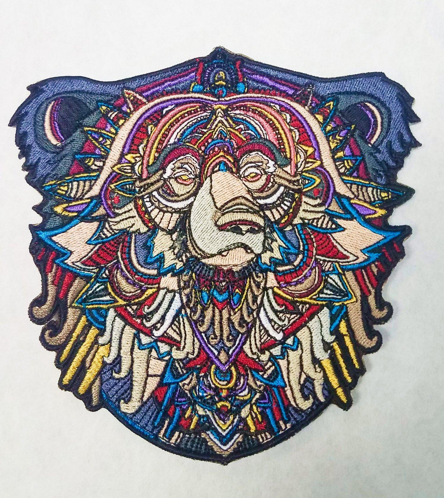 KOOZ - Sloth Bear Patch (LE 50)