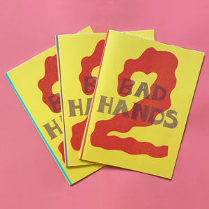 Bad Hands Issue 2