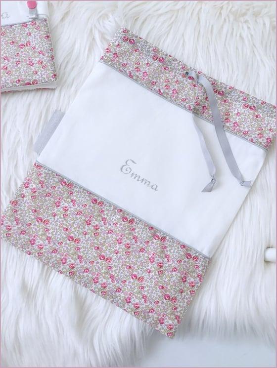 Image of Sur commande: pochon en tissu