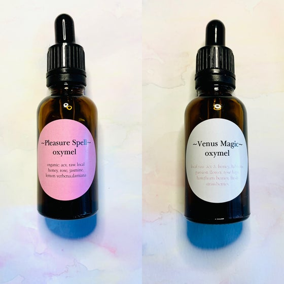 Image of Venus Magic or Pleasure spell oxymel