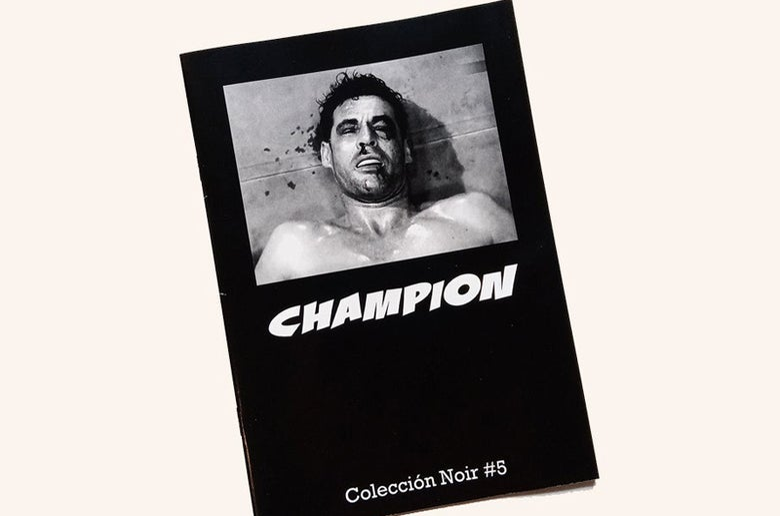 Image of Champion Zine
