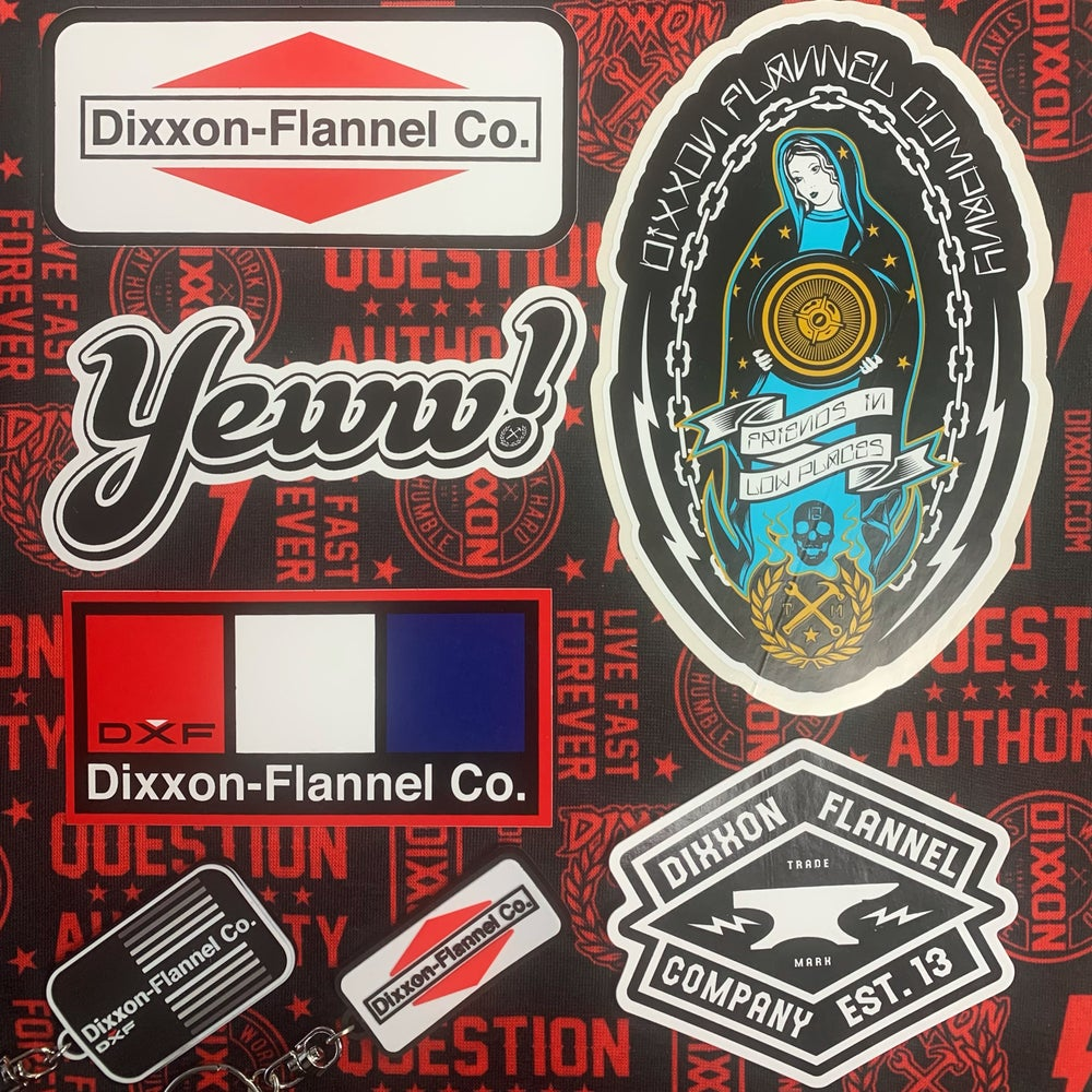 Image of Dixxon Flannel Co. Accessories (Hats, Beanies, Stickers, Etc.) $32.99 OR LESS