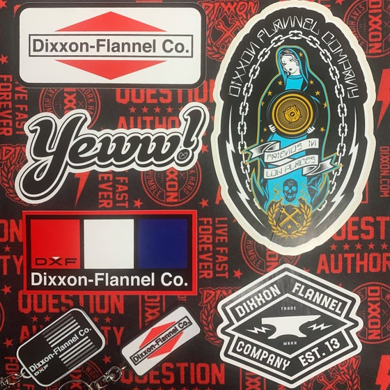 Image of Dixxon Flannel Co. Accessories (Hats, Beanies, Stickers, Etc.) $29.99 OR LESS