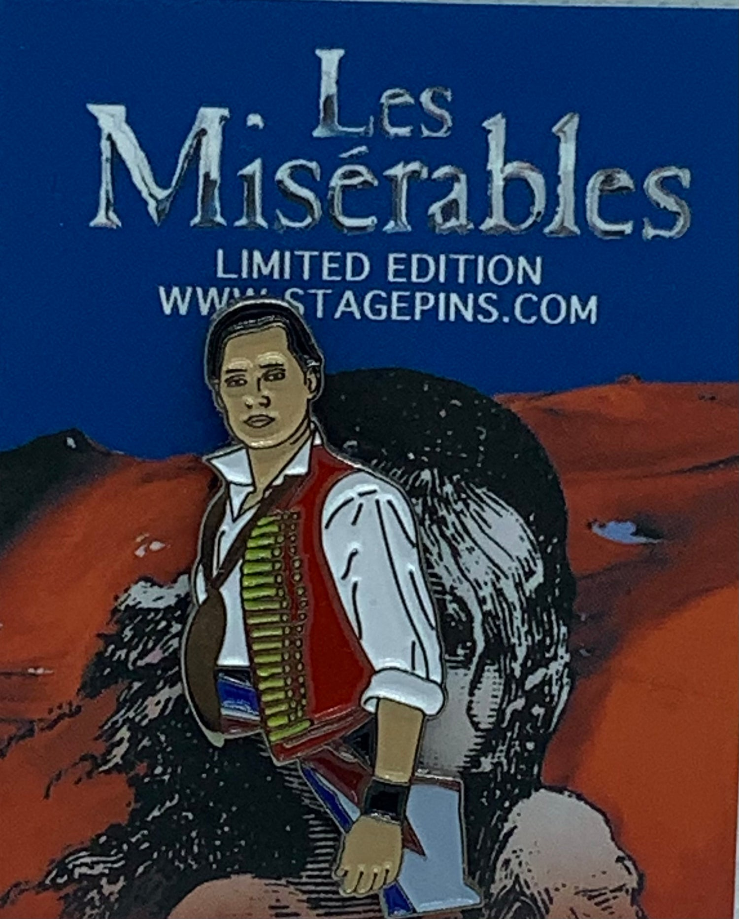 Enjolras From Les Misérables The Musical