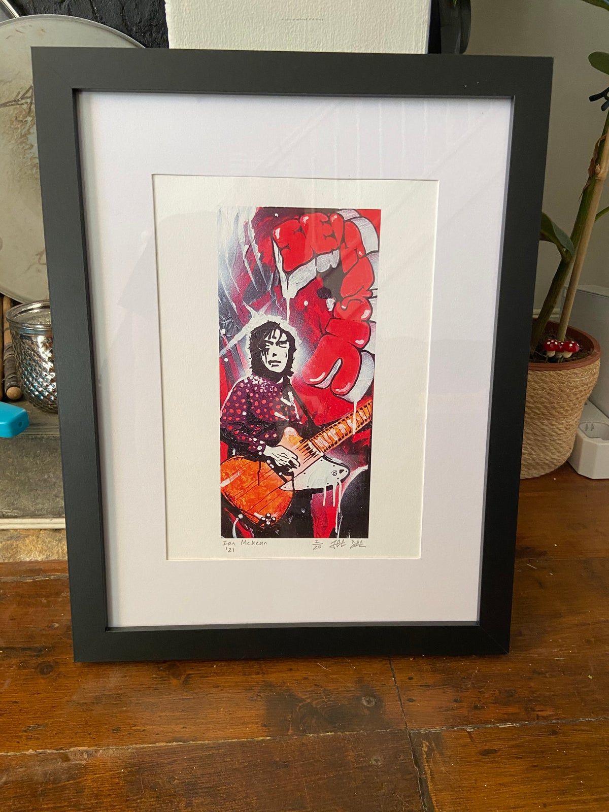 Image of Ian Mckean Art Print